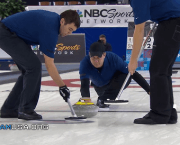 Team USA Curling wants Blake Shelton