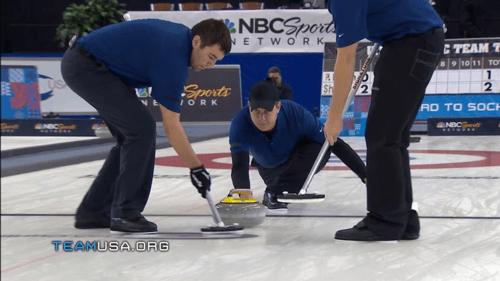 Team USA Curling wants Blake Shelton