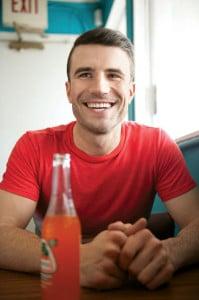 Sam Hunt smiling