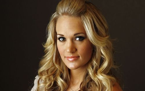 Carrie Underwood head shot