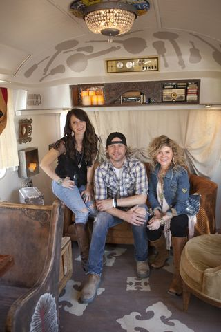 Dierks Bentley's Airstream