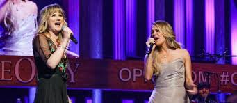 JenniferNettles-CarrieUnderwood