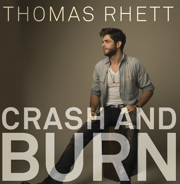 doesn 39 t thomas rhett look like robin thicke in his new promo pic for 39 crash and burn. Black Bedroom Furniture Sets. Home Design Ideas