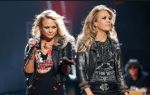 Awkward moment Carrie Underwood didn't know where Miranda Lambert was but WE did...