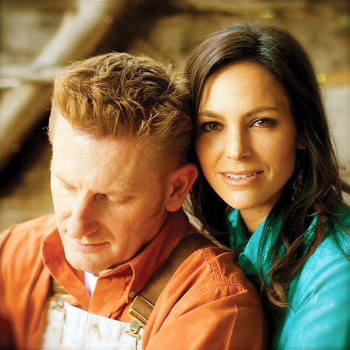 Joey + Rory; photo: Bryan Allen
