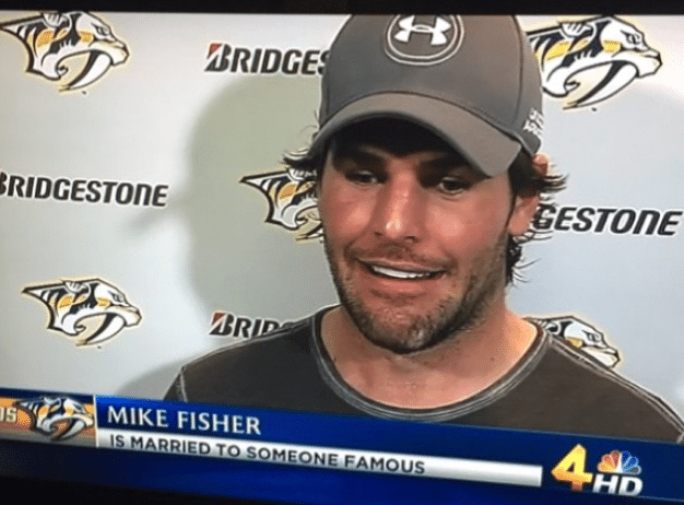 First name: Someone.  Last name: Famous.  😂  #Repost @mikefisher1212 ・・・ Had a good laugh at this!