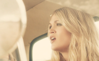 Carrie Underwood Smoke Break video