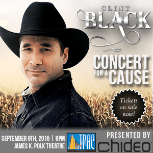 Clint Black Ad