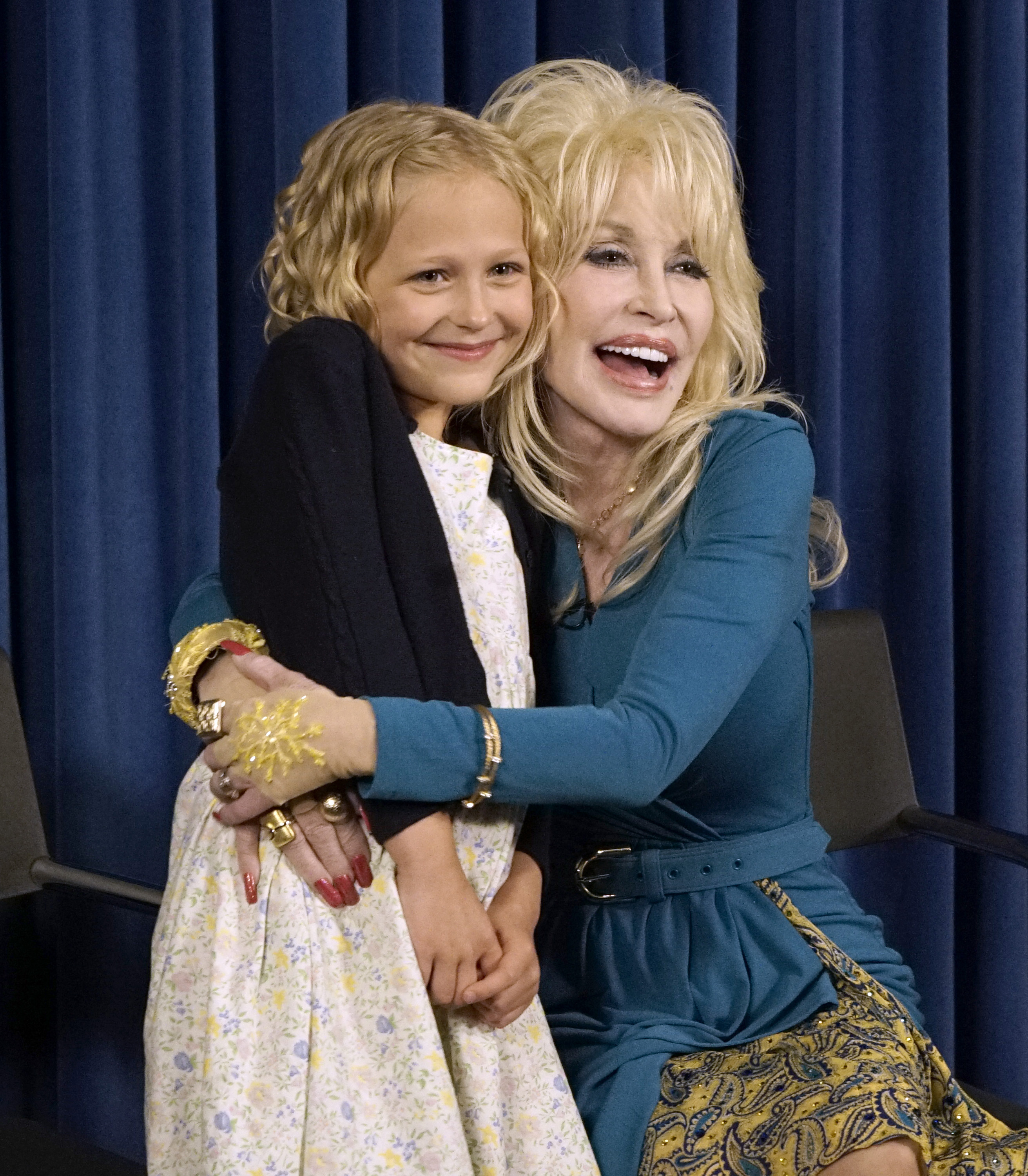 Dolly Parton Announces Dolly Parton On The Today Show