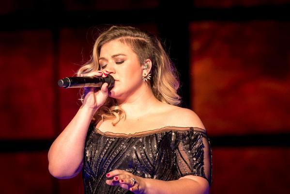 Kelly Clarkson in Las Vegas