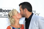 Luke Bryan and wife Caroline discuss recent divorces…