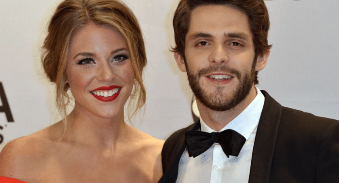 It S Official Thomas Rhett Is A Happy Man 183 Nashvillegab