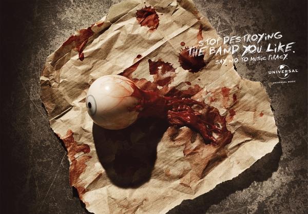 anti piracy campaign