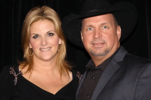 Watch Trisha Yearwood Interrupt Garth Brooks In Concert!