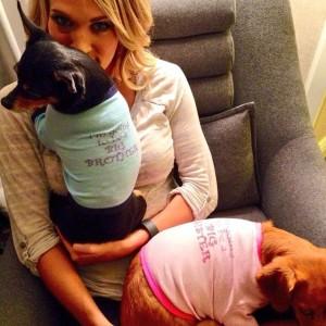 Carrie Underwood big brother, big sister