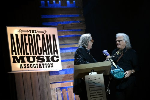 Ricky Skaggs receives lifetime achievement award