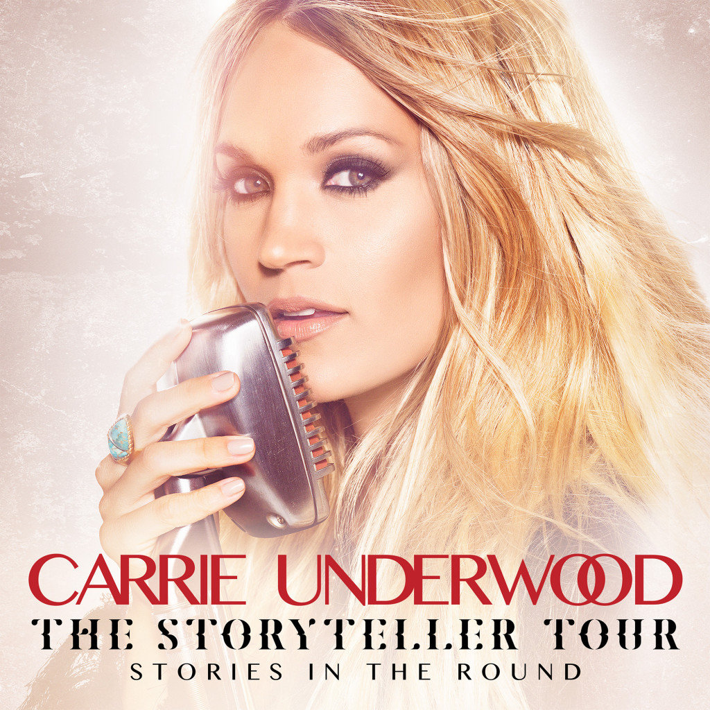 Carrie Underwood Storyteller Tour