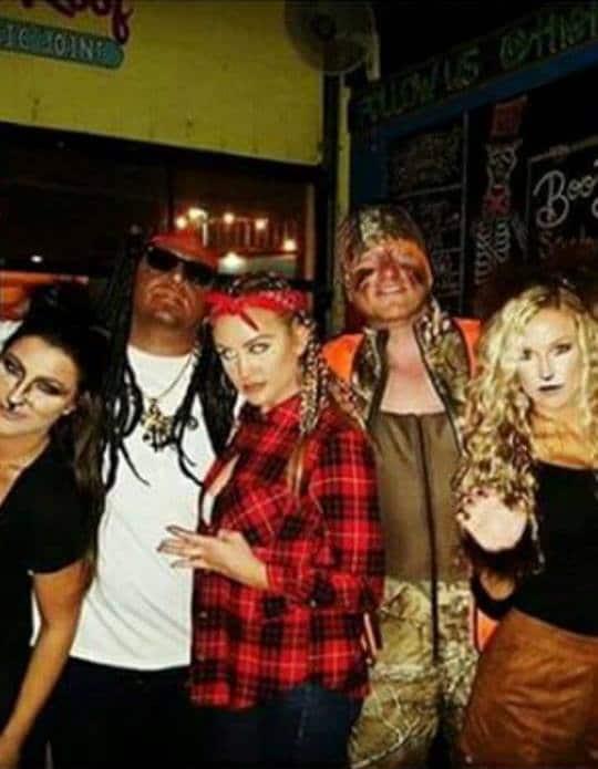 Jason Aldean Halloween