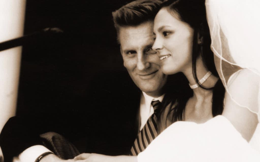Joey and Rory wedding