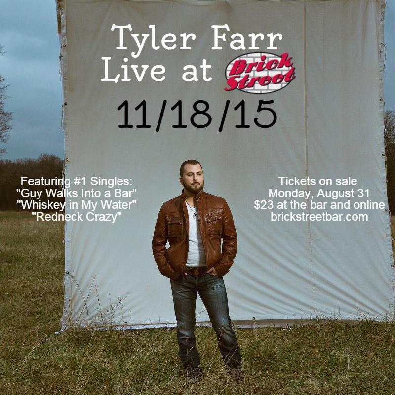 Tyler Farr show