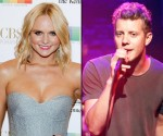 The Snuggle Is Real for Miranda Lambert & Anderson East