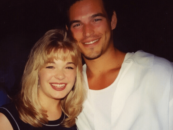 LeAnn Rimes and Eddie Cibrian met way, way back - Instagram