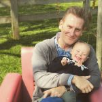 Joey and Rory Feek's daughter Indiana is walking ... sort of
