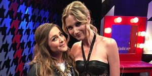 Watch As Alisan Porter & Jennifer Nettles Stun With Duet of