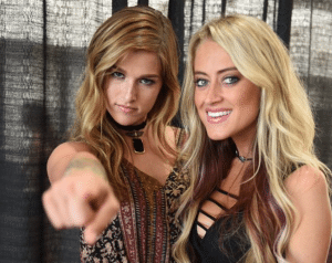 Cassadee Pope & Brooke Eden Perform An Ode To All The Girls