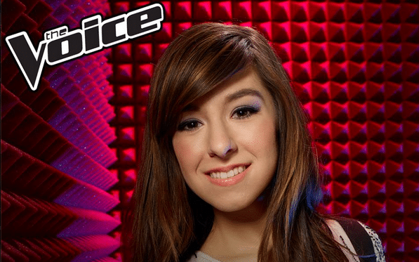 Mark and Christina Grimmie
