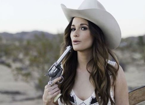 Kacey Musgraves guns