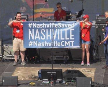 CMT saved Nashville