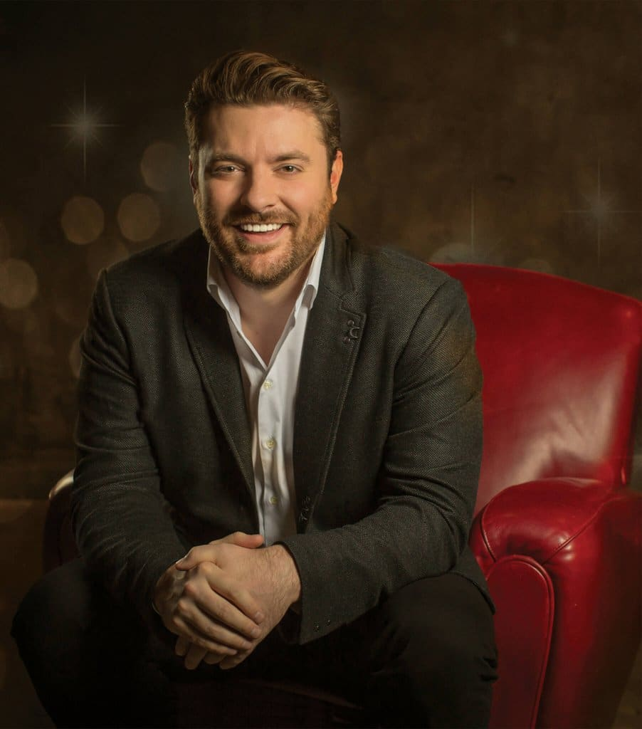 Chris Young: Chris Young Announces Mystery Female Duet Partner On