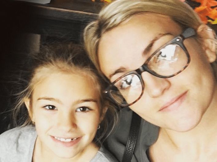 Jamie Lynn Spears' Daughter Maddie Seriously Injured In Accident