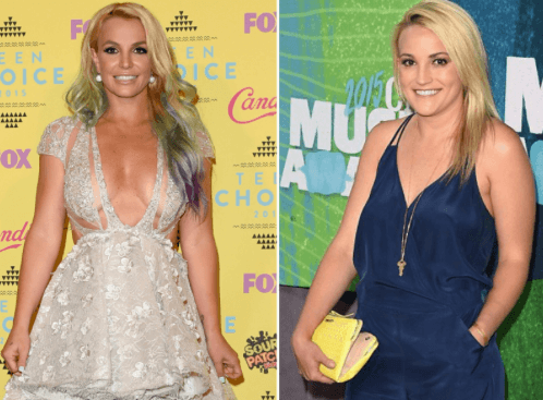 Jamie Lynn Spears Gives Off #SisterGoals